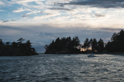 Pasley Island, Inside Passage