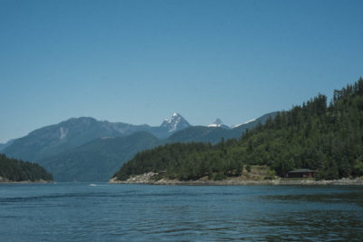 Cordero Channel, Inside Passage