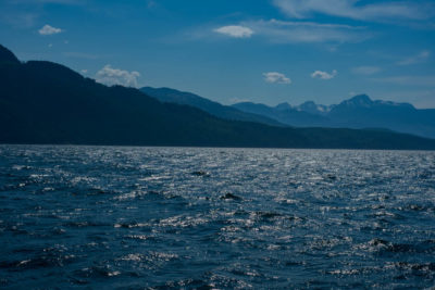 Johnstone Strait, Inside Passage