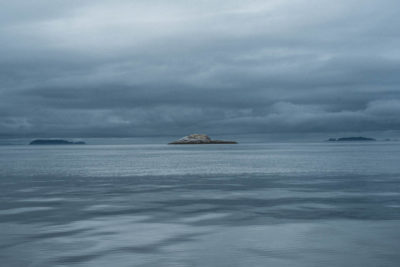 Little Islands in Queen Charlotte Strait, Inside Passage