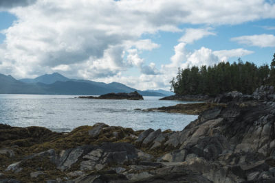 Fury Cove, Inside Passage