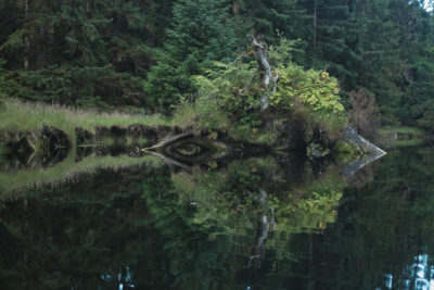 Mathers Creek on the East Coast of Moresby Island, Haida Gwaii