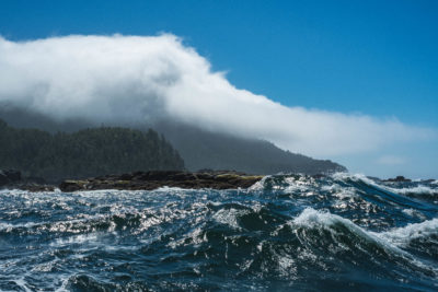 Welcome to the West Coast of Haida Gwaii