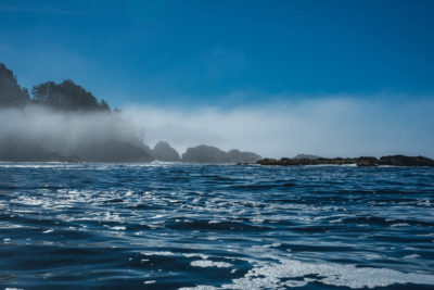 West Coast of Haida Gwaii