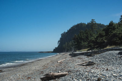 Tow Hill from Agate Beach, Haida Gwaii