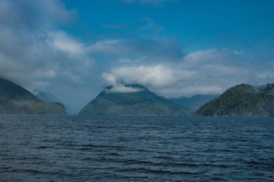 Clayoquot Sound, West Coast of Vancouver Island